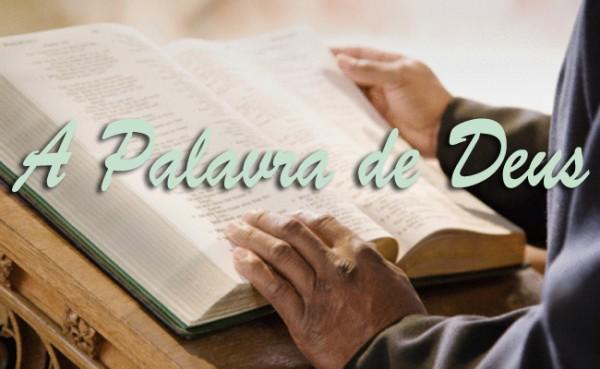 A Palavra de Deus 007 – Luis Gonçalves