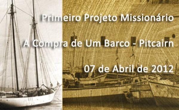 Informativo Mundial das Missões – 07/04/2012
