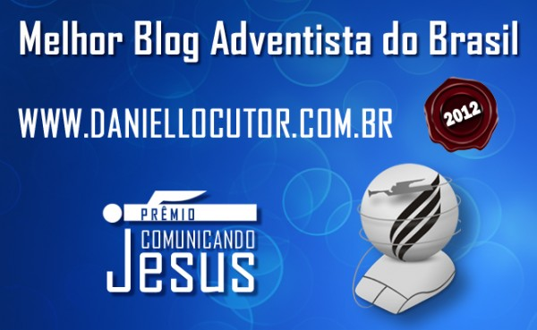 Melhor Blog Adventista de 2012
