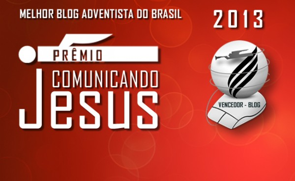 Melhor Blog Adventista do Brasil – 2013
