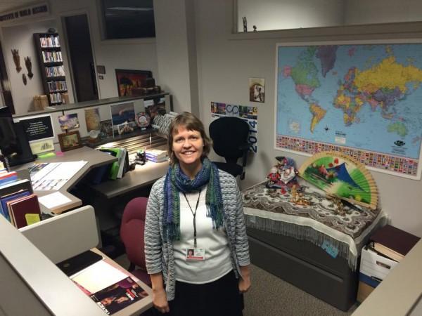 Conheça a Escritora do Informativo Mundial das Missões