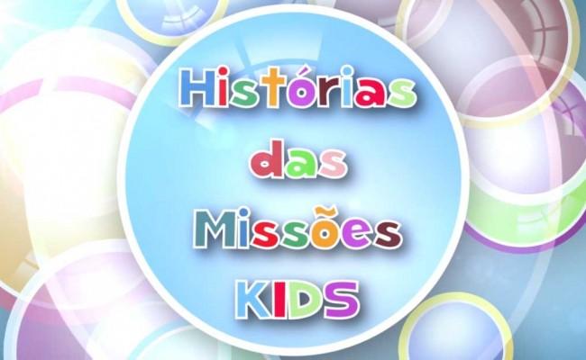 Informativo Mundial das Missões – Crianças