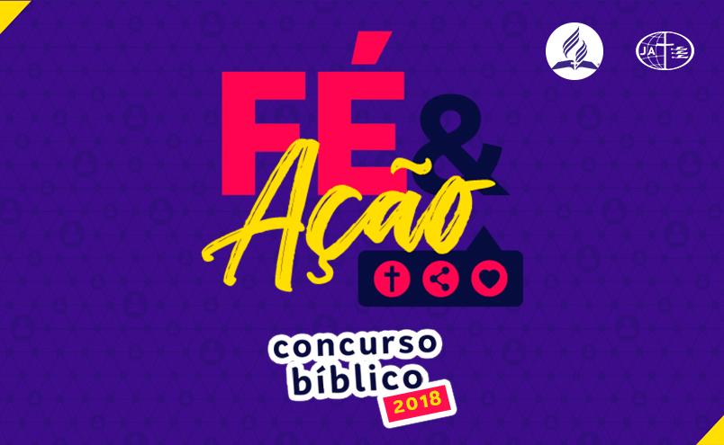 Concurso Bíblico 2018